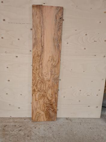 Italiensk oliventræ 115 * 27 * 2 cm