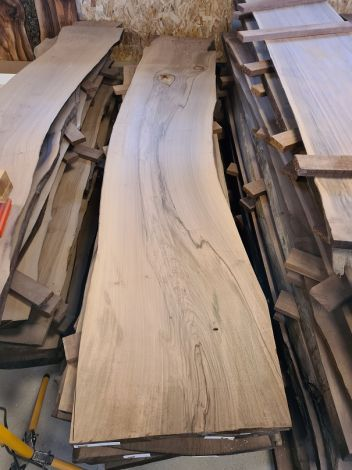 Europæisk Valnød Planke 288 * 61/55/55 * 4,4 cm