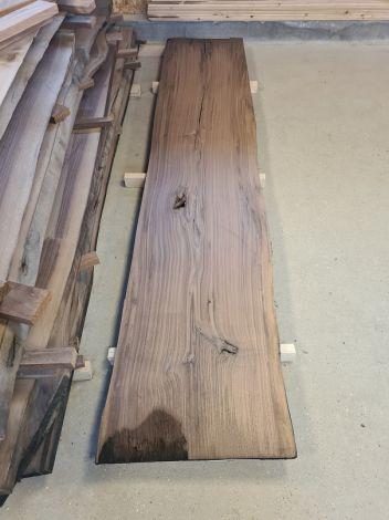 Amerikansk Valnød Planke 305 * 60/60/60 * 4 cm