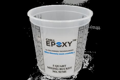 Blande spand 5.0 QT / 4.7 Liter