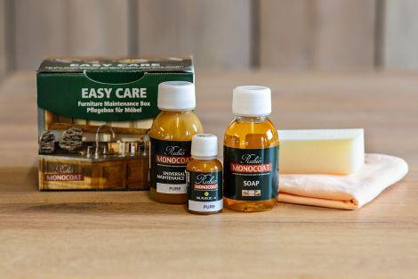 Easy Care box – Vedligeholdelses-kit (standard farver)