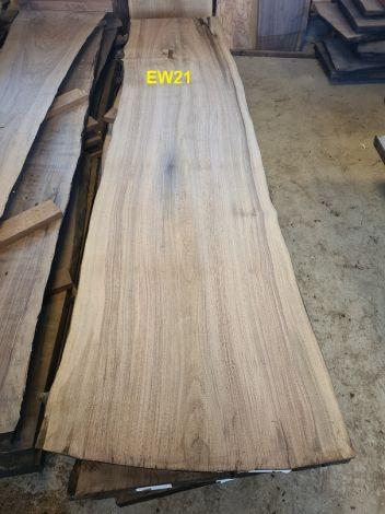 Europæisk Valnød Planke 254 * 66/61/55 * 5.0 cm