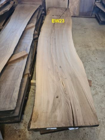 Europæisk Valnød Planke 290 * 60/56/56 * 6.0 cm