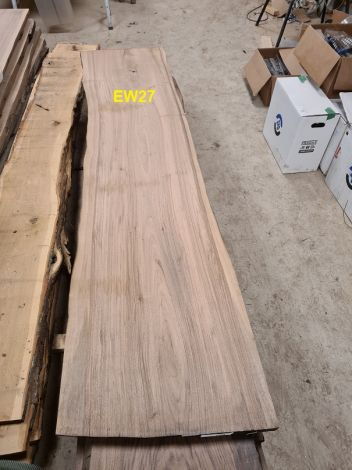 Europæisk Valnød Planke 250 * 61/56/58 * 5.0 cm