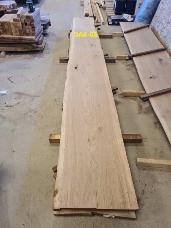 EGE Planke 400 * 56/55/46 * 3.8 cm