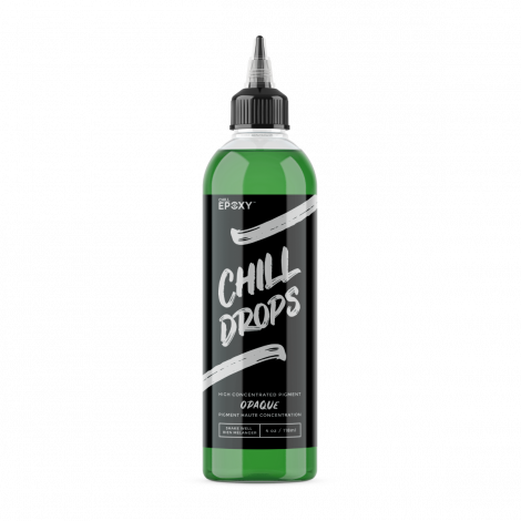Chill Drop Forest Green