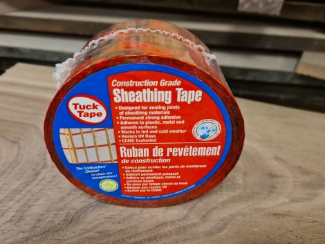 Tuck Tape - Sheathing Tape